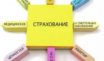 основы страхования и страхового дела в Российской Федерации