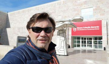Лиссабон. Музей современного искусства